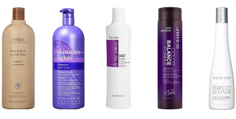 Best Toners & Shampoo to Get Rid