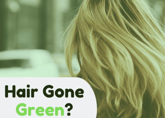 How to Fix If Toner Turned Your Hair Green
