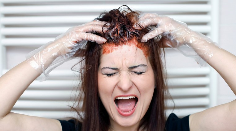 Never Dye Your Hair at Home