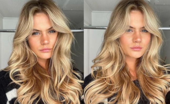 Stylish Blonde Hair