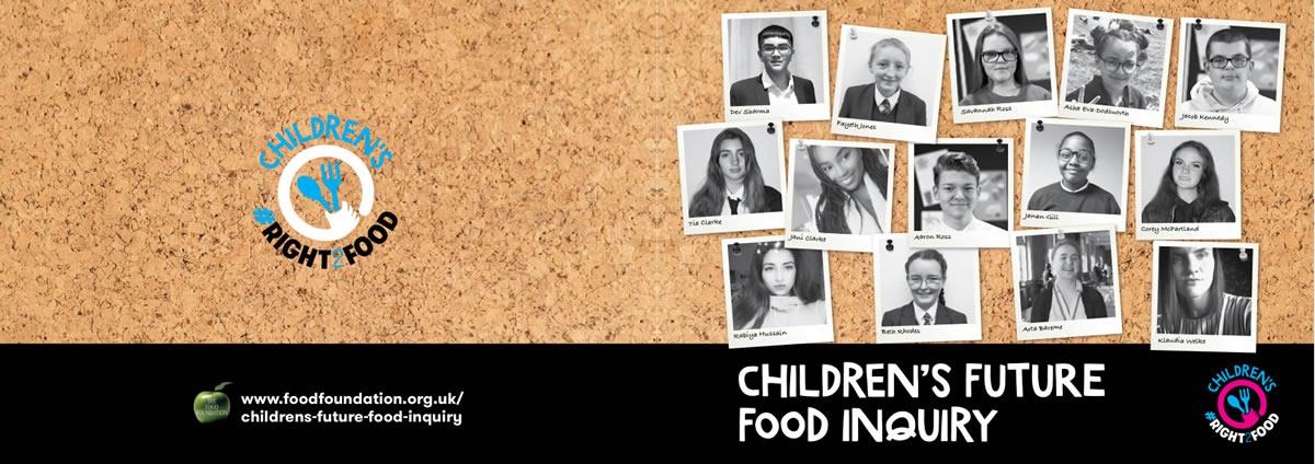 Children Future Food Inquiry Report