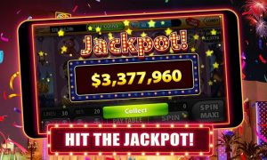 Playing Online Slots and Winning a Jackpot