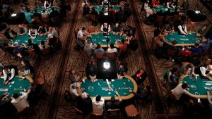 When is the World Series of Poker