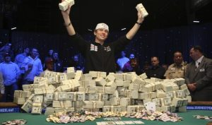 Winning the World Series of Poker