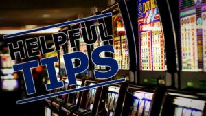 Slot Tips for Playing Slot Machines Effectively