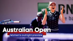 Australian Open Women's Betting Review