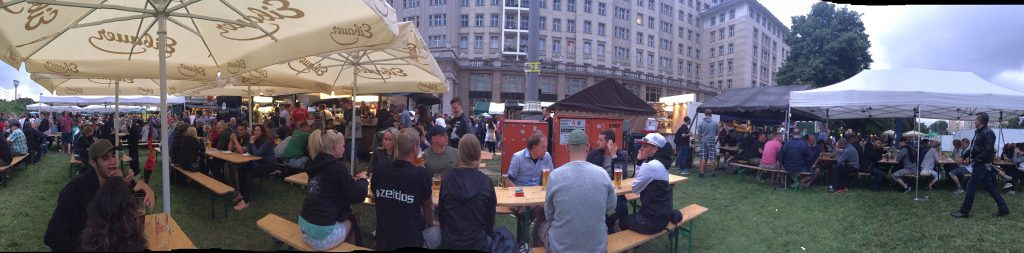 Øl festival i Berlin (C) allesgut.berlin