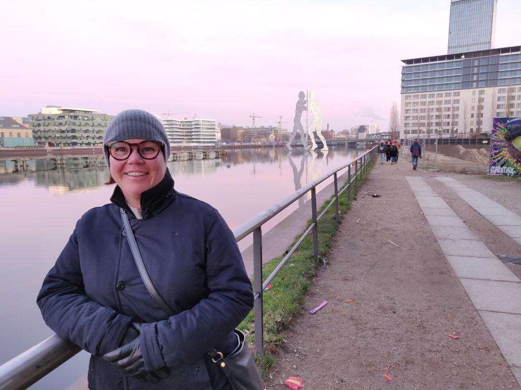 Spree ved Molecular Männer - 1. januar 2020 (C) allesgut.berlin