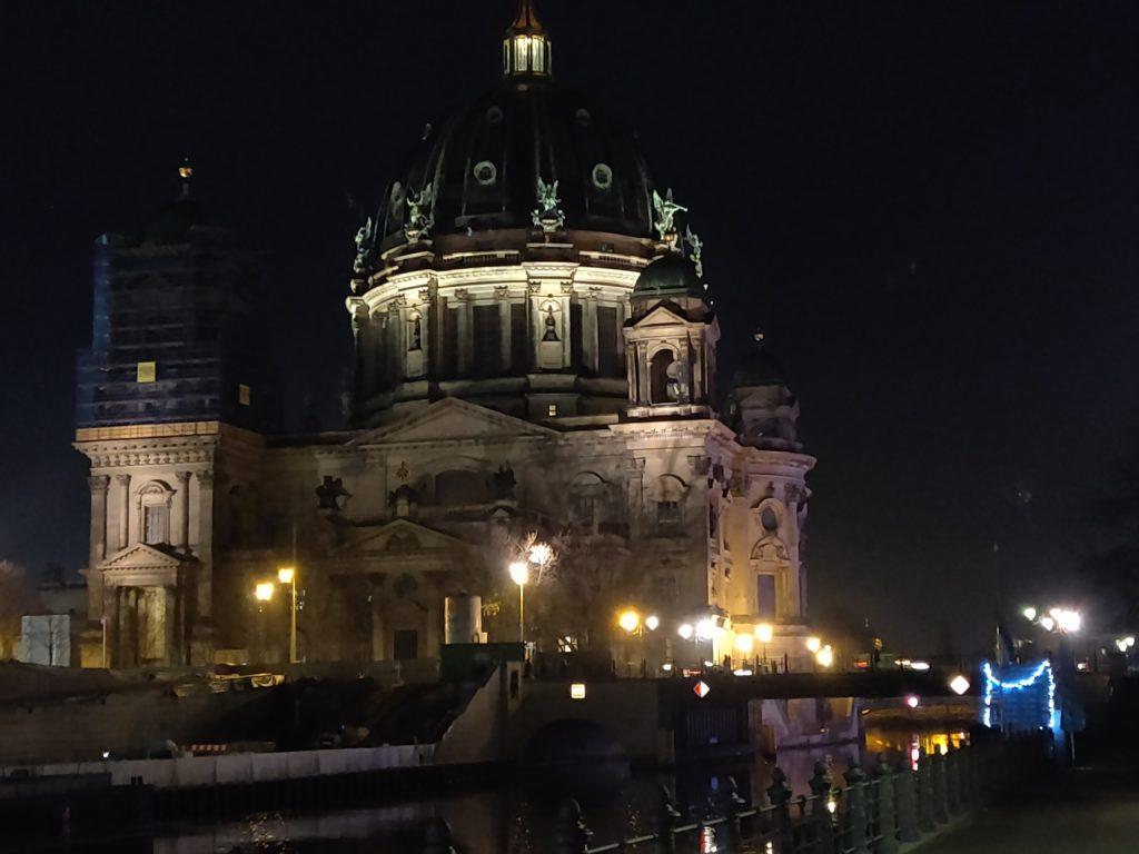 Berliner Dom og Spree 2, 1. januar 2020, Berlin