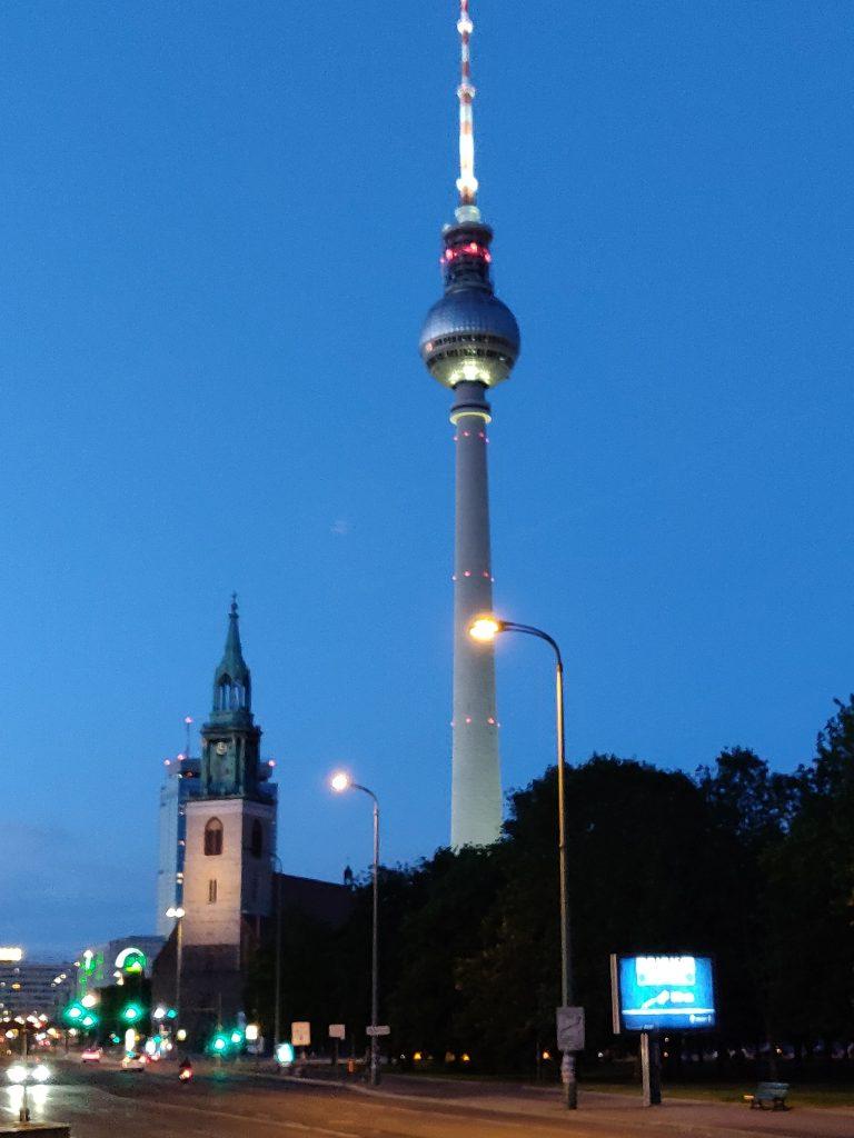 Fernsehturm 2020 (C) allesgut.berlin