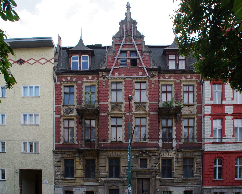 Denkmalgeschützte Architektur in Potsdam-West Foto Clemensfranz Wikimedia Commons (C) allesgut.berlin