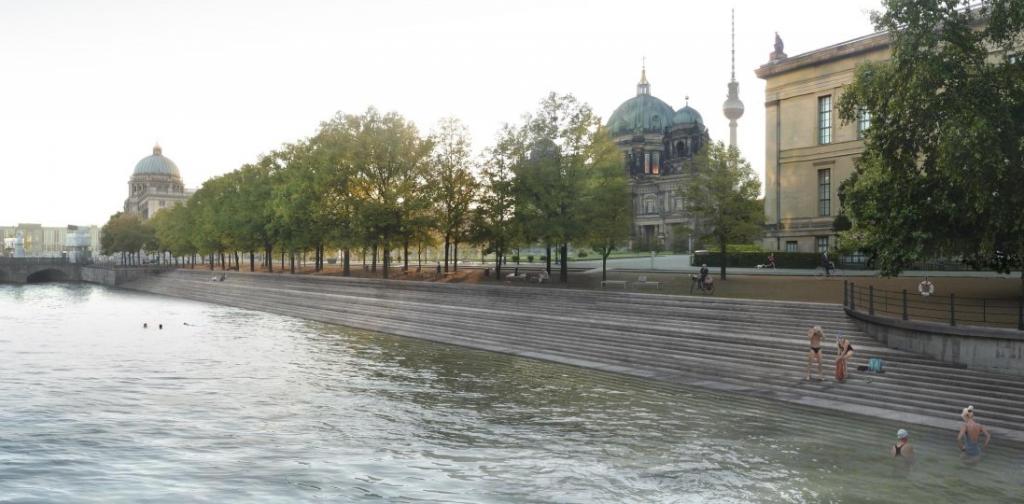 Flussbad Berlin - (C) allesgut.berlin