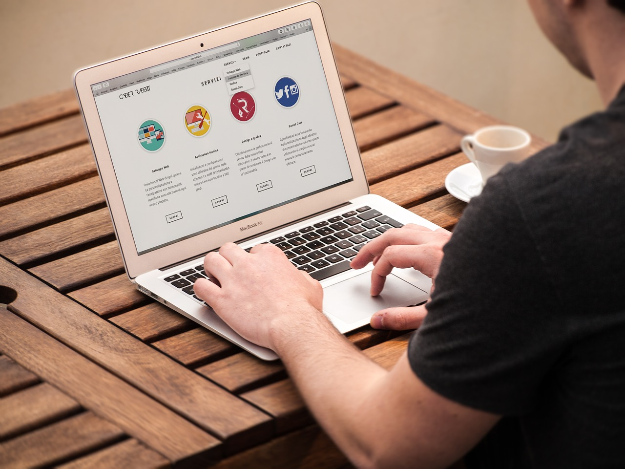 All About WordPress Websites