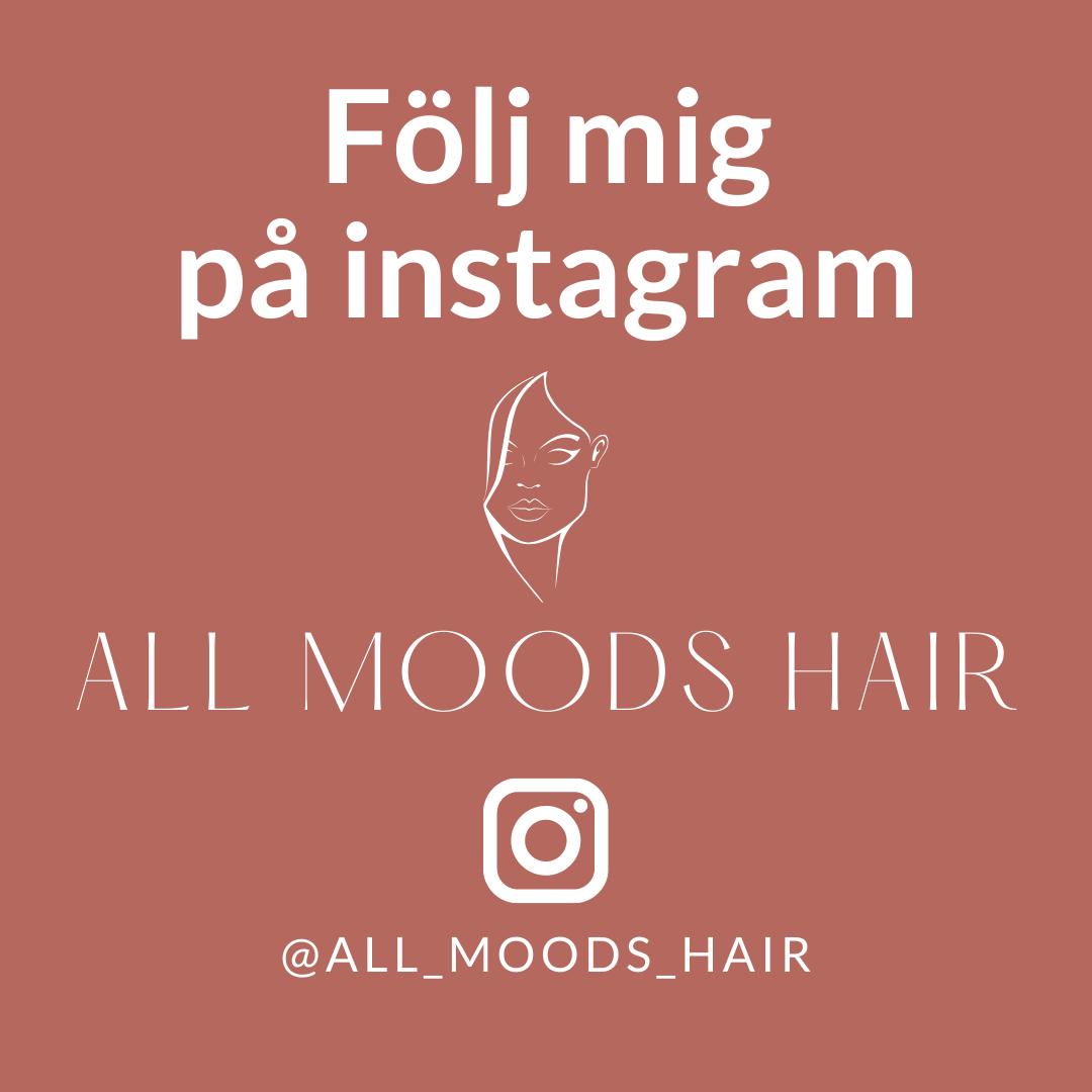 Mitt instagram konto