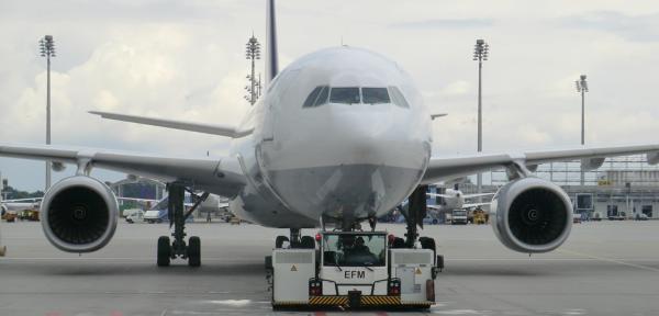 Aircraft Turnaround Revolution in the Era of Sanitized Travel