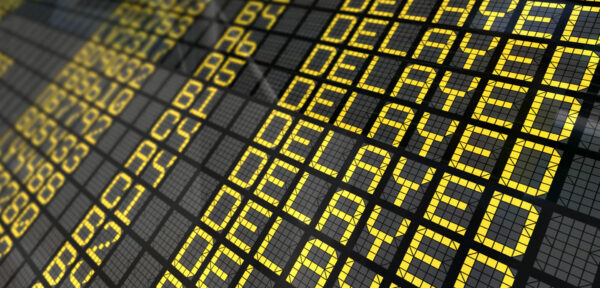 Top 10 Reasons for Flight Delays