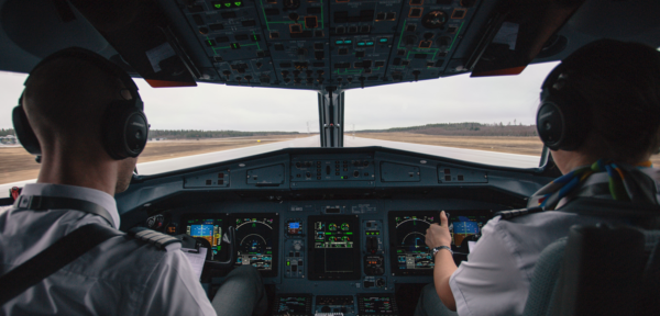 The Pilot Factor in On-Time Performance