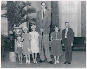 Top 10 Tallest People in History