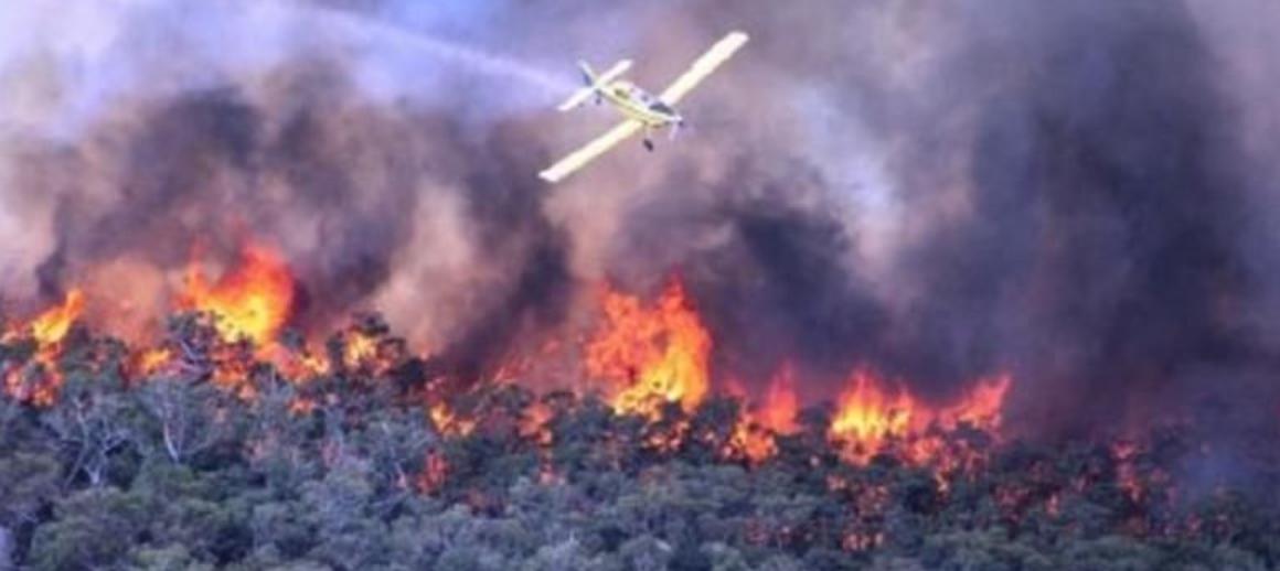 longest wildfire in history