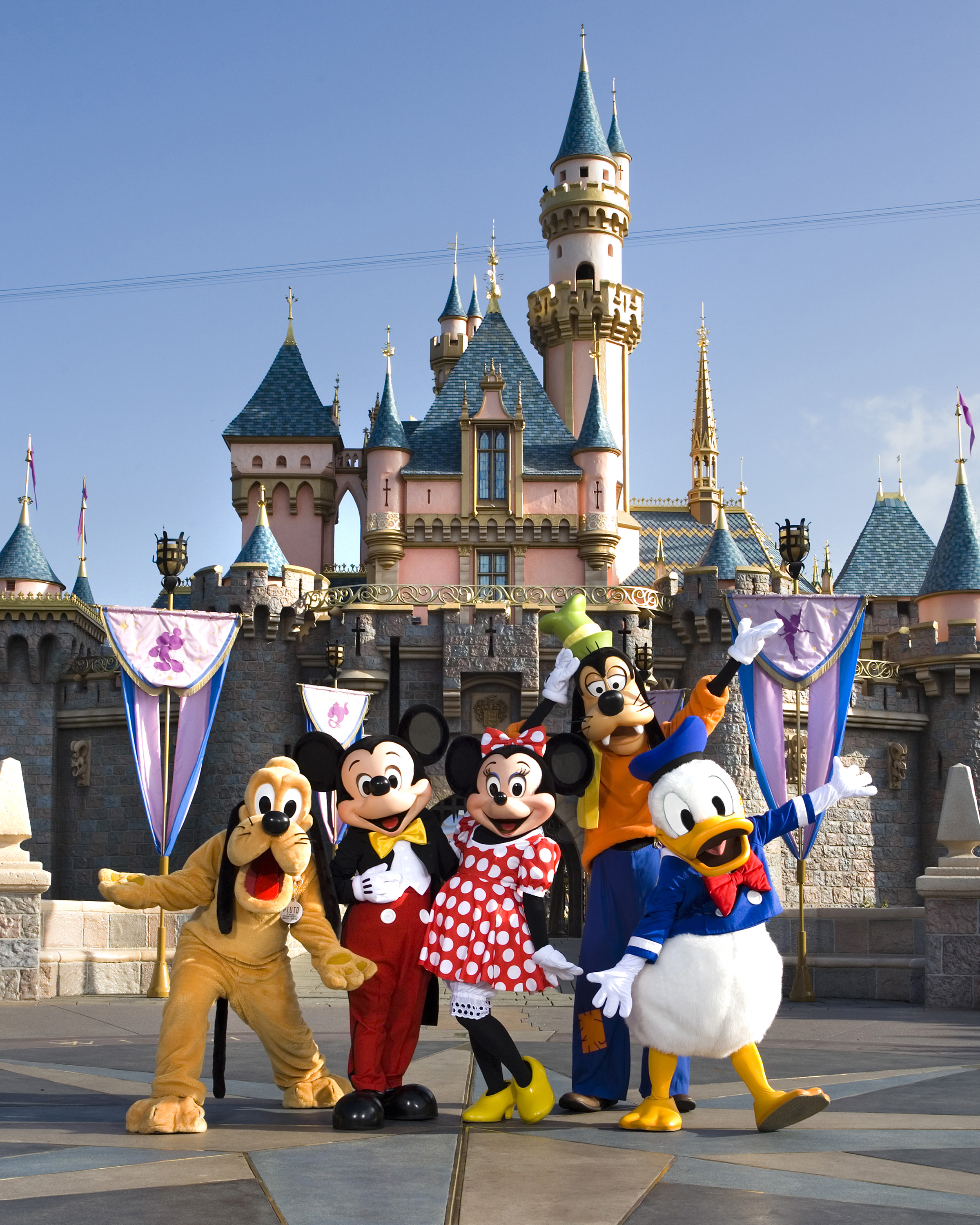 most popular amusement parks in the world