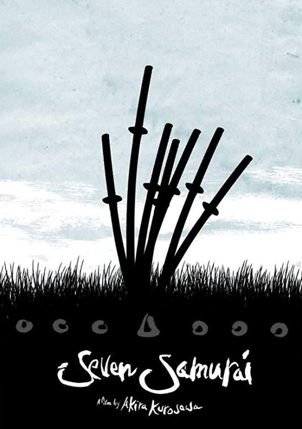 seven samurai - best non-american movie of the top 10 movies of all time