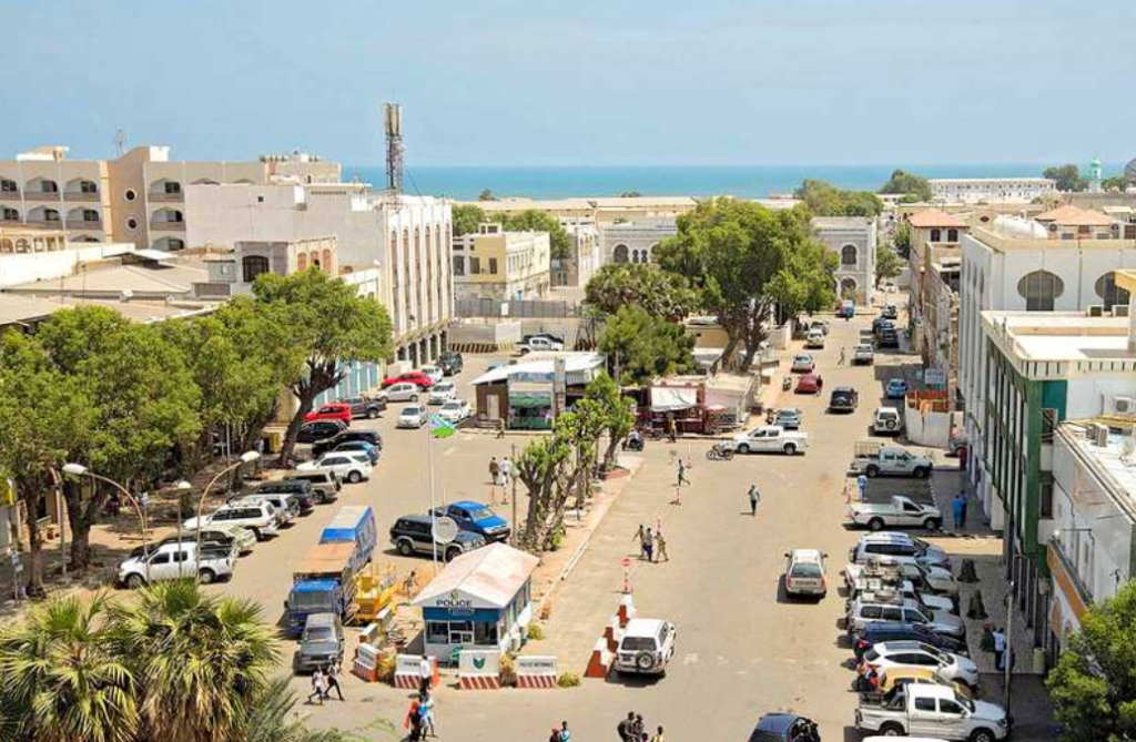 djibouti city - third of the top 10 warmest cities in the world