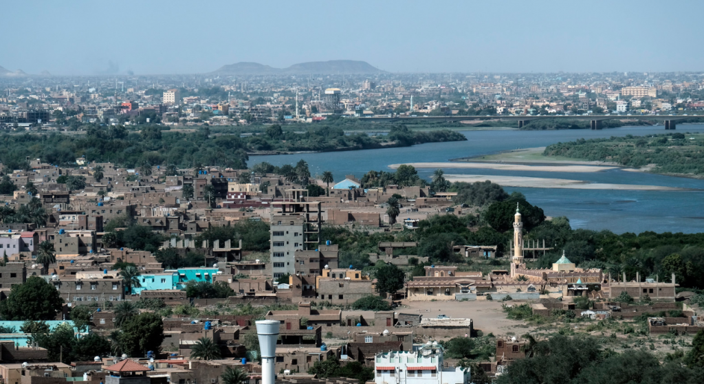 khartoum omdurman sudan - number 2 in the 10 warmest cities in the world