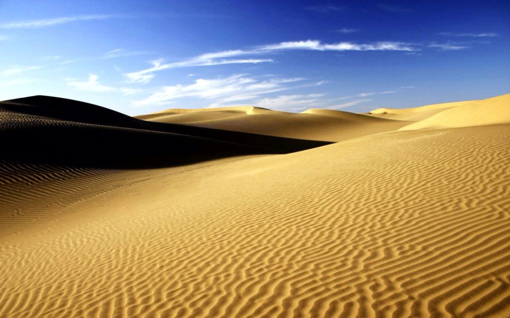 top 10 largest deserts in the world
