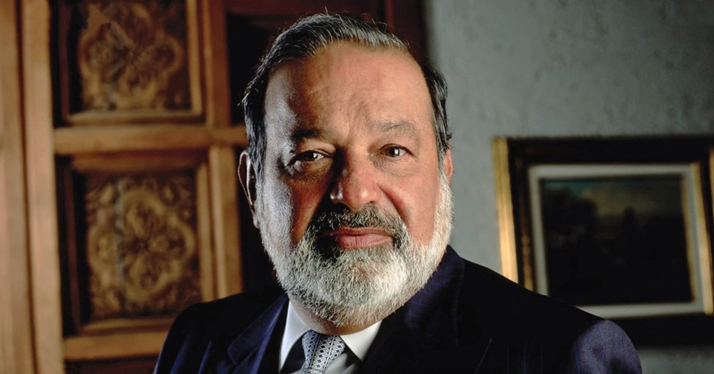 carlos slim - richest latino in the world