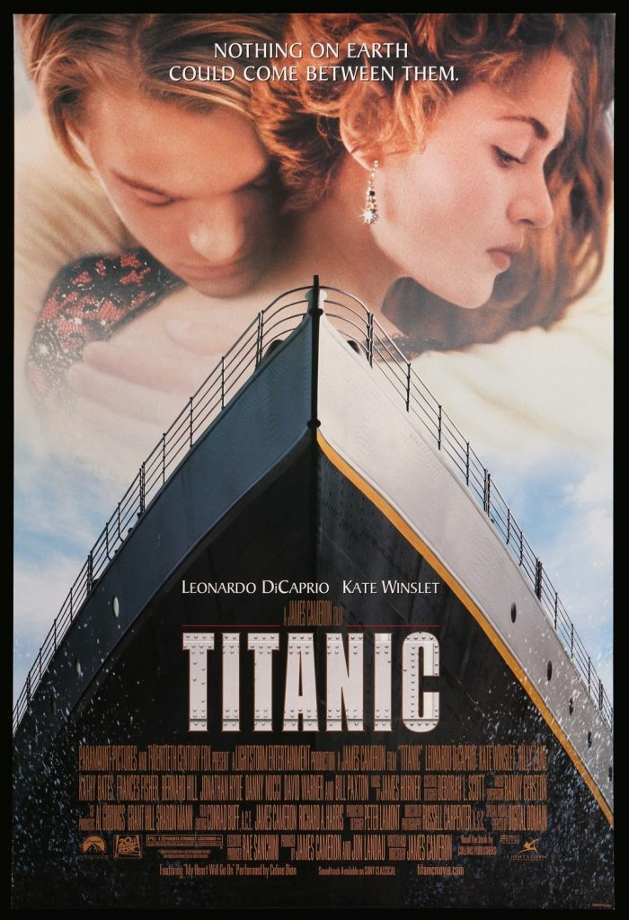 titanic - highest grossing movies number 3