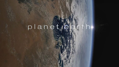 planet earth - second best tv show in history
