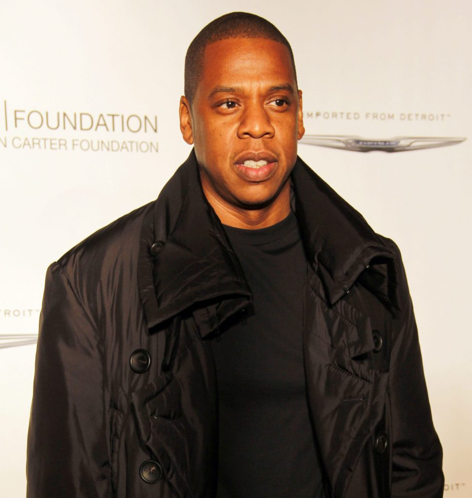 richest rappers in the world - second place jay-z