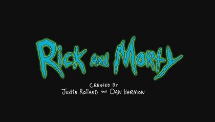 rick and morty - best animated tv series of all time