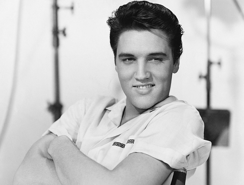 elvis presley best-selling music artists singer