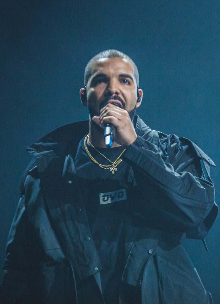 7 richest rappers - drake