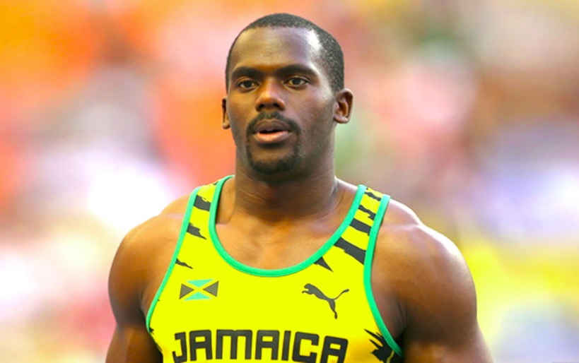 seventh of the fastest people in history - nesta carter