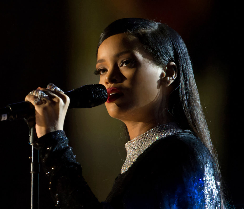 rihanna most successful non-american singer