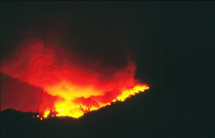 third deadliest wildfire