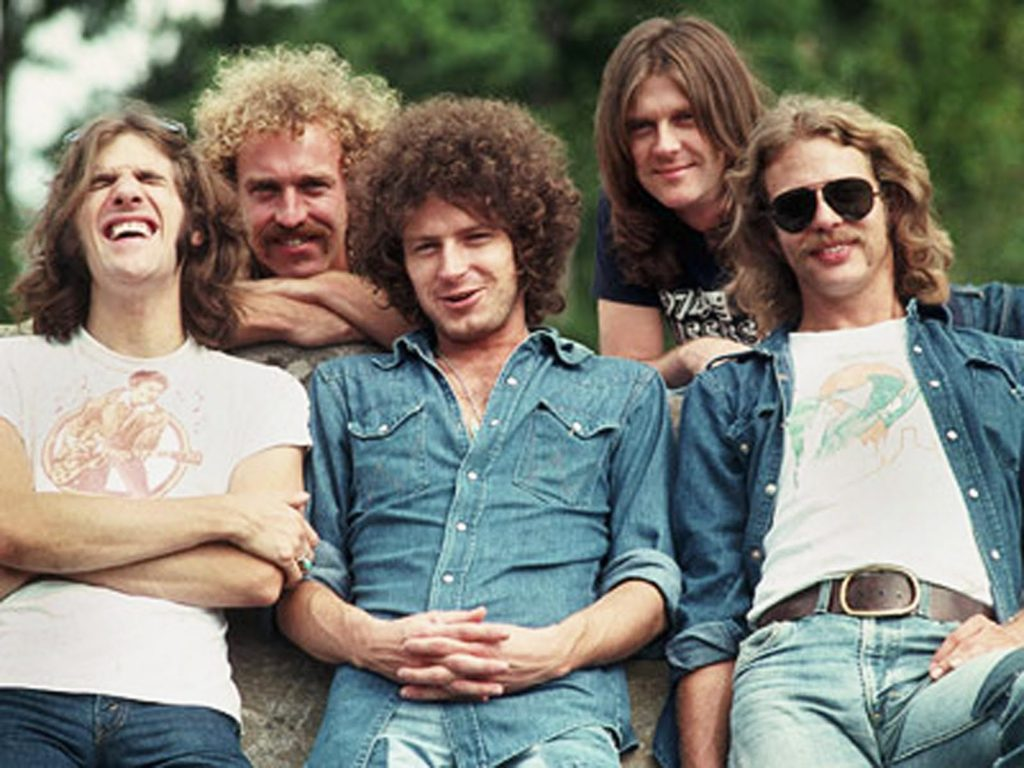 eagles - second of the top 10 best-selling top bands of all time