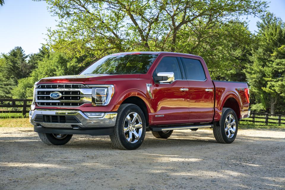 most popular cars in america - ford f-150