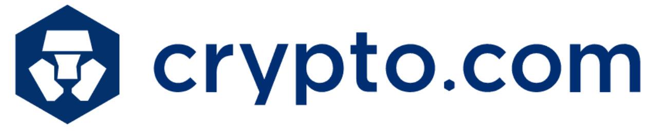 crypto com - cryptocurrency exchange