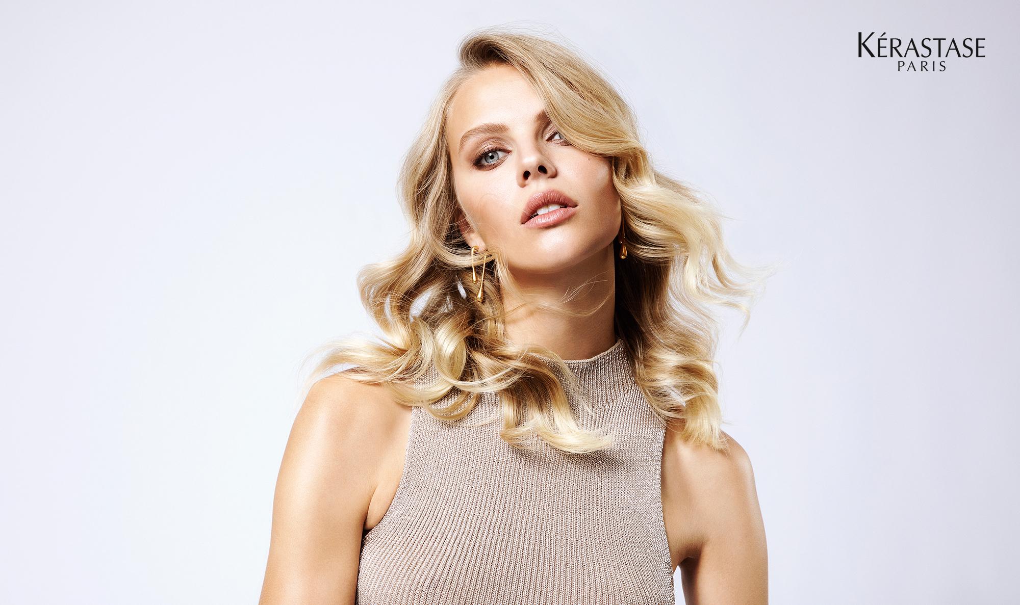 Kérastase Blond Campaign