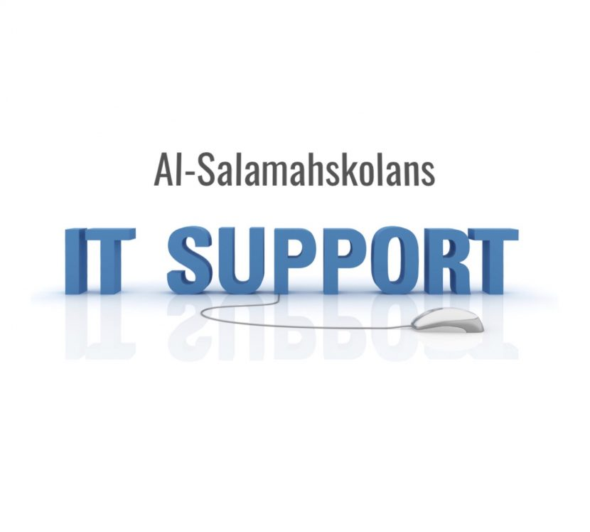IT-support al-Salamahskolan