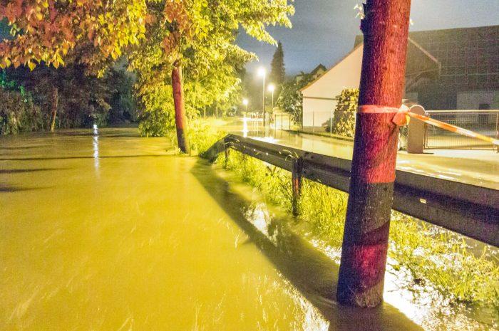 Überschwemmungsgebiet Gründlach