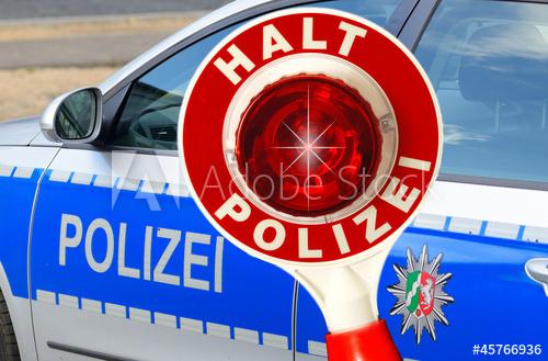 Warnungen der Polizei vor Betrügern