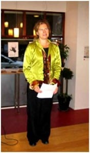 Lisbeth Knudsen1