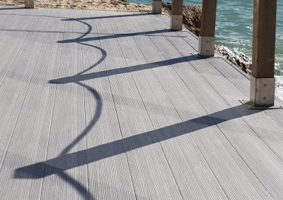 Aluminium Floors by Alu Floors Scandinavia Terrace
