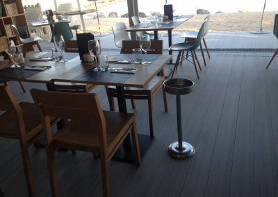 plancher Alu Floors scandinavia terrace