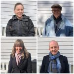 """Fyra Älvsjöbor berättar: """"Så lever vi under coronakrisen"""""""