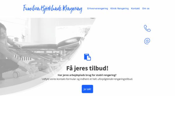 CLEANING WEBSITE COPENHAGEN